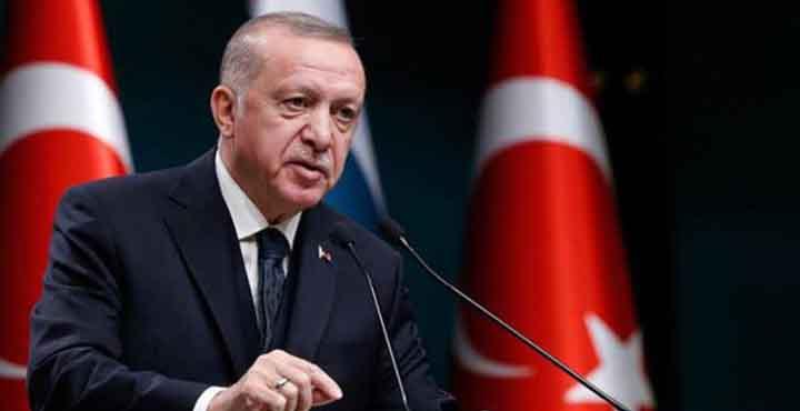 Cumhurbaşkanı Erdoğan kademeli normalleşmenin yol haritasını açıkladı!