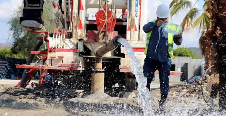 Dörtyol'un Su Kaynakları Güçlendiriliyor