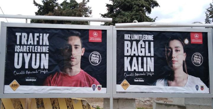 Trafik Medya Yüzleri Kampanyası Başlatıldı