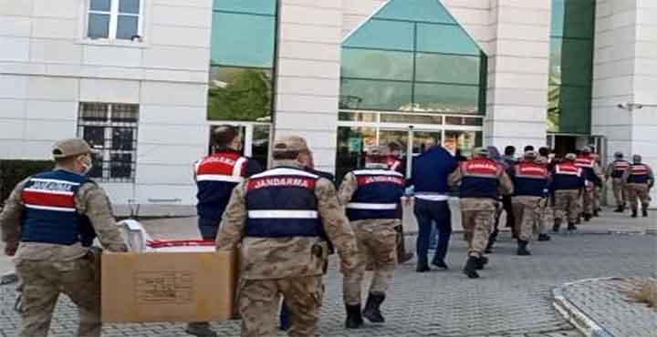 Kırıkhan'da Tefecilere Operasyon