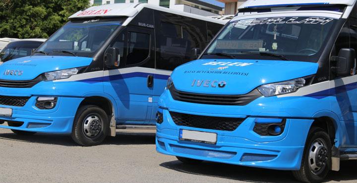 Belende Hizmet Veren Bazı Otobüs Hatları Güncellendi