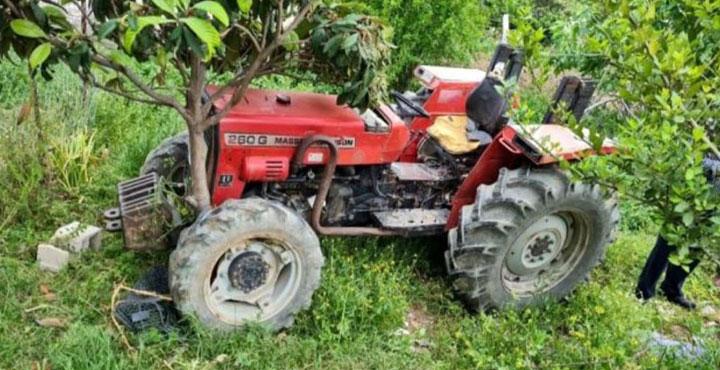 Bir günde 2 traktör kazası; 2 ölü