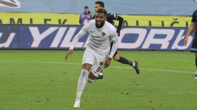 Hatayspor, Trabzon'dan 1 puanla dönüyor