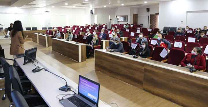 Çukurova Belediyeler Birliği ve HBB'den Verileri Koruma Kanunu Eğitimi