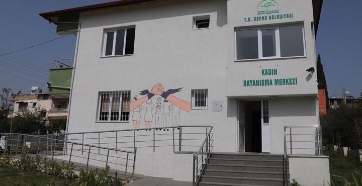 Kadın Dayanışma Merkezi Hizmete Açıldı