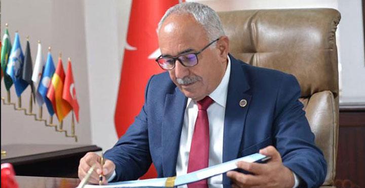 Dörtyol Belediye Başkanı Fadıl Keskin MHP'den İstifa Etti