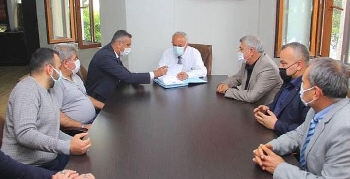 Dörtyol Belediyesi Protokolü İmzaladı