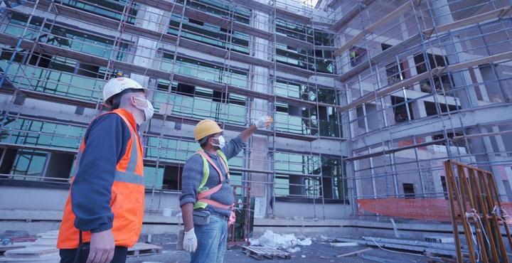 Dörtyol Devlet Hastanesinin İnşaatı Hızla İlerliyor