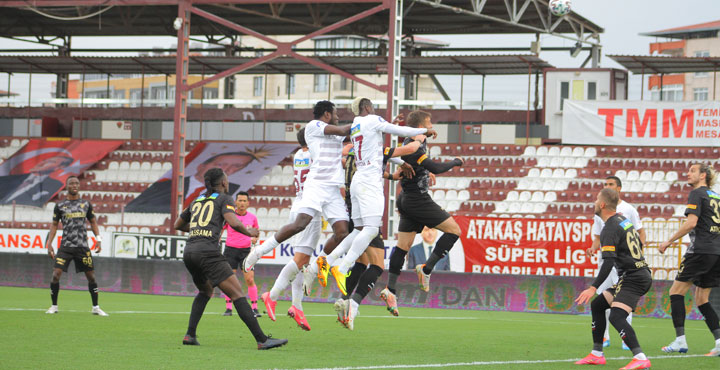 Son Dakika; Hatayspor 2-3 Göztepe