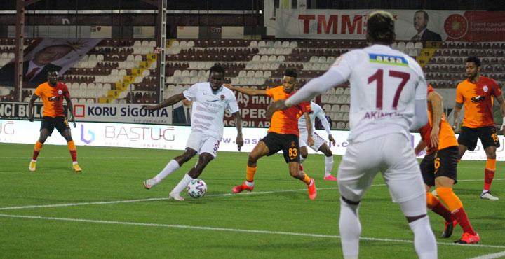 Atakaş Hatayspor 3-0 G.Saray