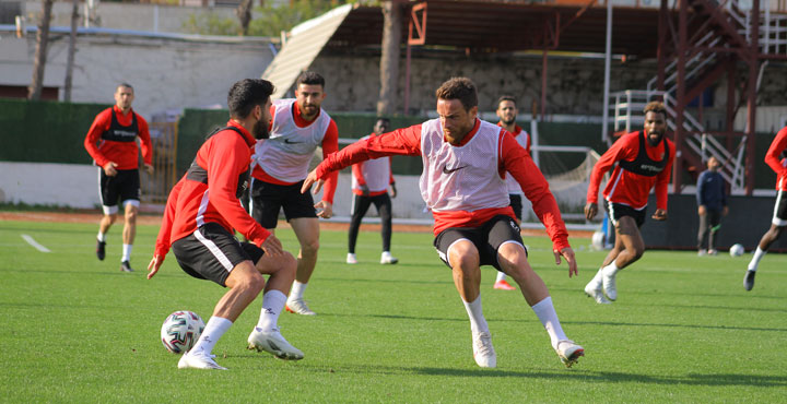 Hatayspor Trabzon Maçının Hazırlıklarına Başladı
