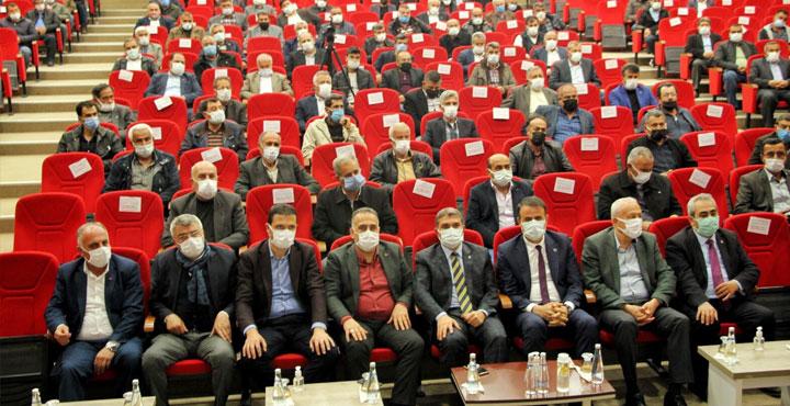 """Yeşildal; """"AK Parti Bir Gönül Harekatıdır"""""""