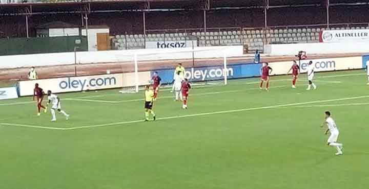 Atakaş Hatayspor 0-1 Gaziantep FK