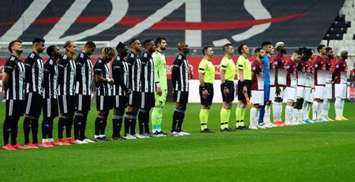Beşiktaş 7-0 Atakaş Hatayspor