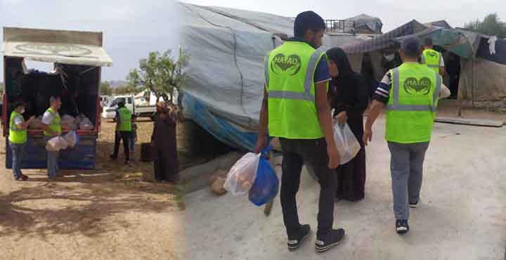 HAYAD Derneğinden 100 bin kişiye iftarlık kumanya yardımı