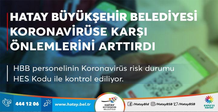 Koronavirüse Karşı Önlemler Artırıldı