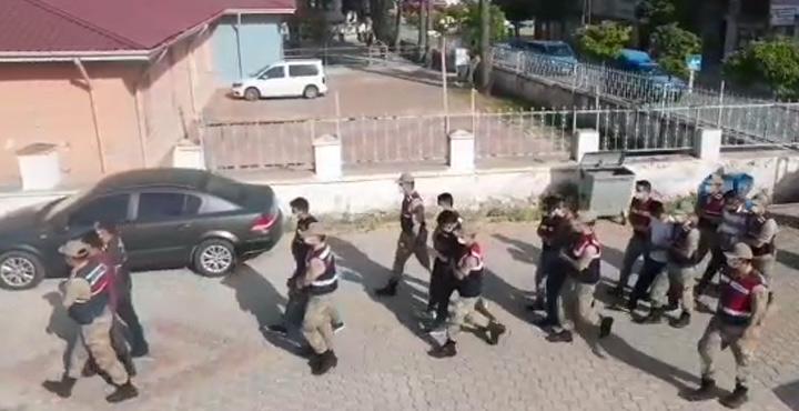 Hassa'da uyuşturucu operasyonu; 24 tutuklama