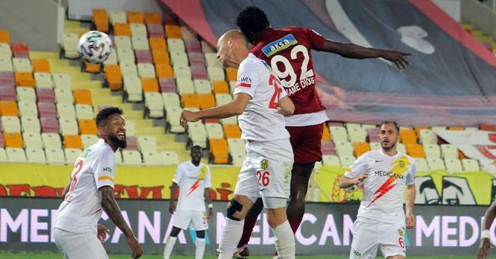 Yeni Malatyaspor 1-1 Atakaş Hatayspor