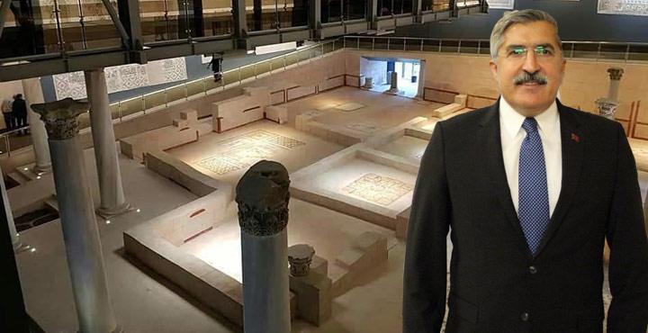 Hatay Arkeoloji Müzesi Ziyaretçilerini Bekliyor