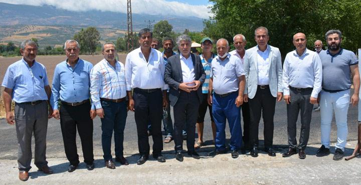 Kırıkhan'da 256 Km'lik Su Şebekesi 1,5 Yılda Değiştirilecek