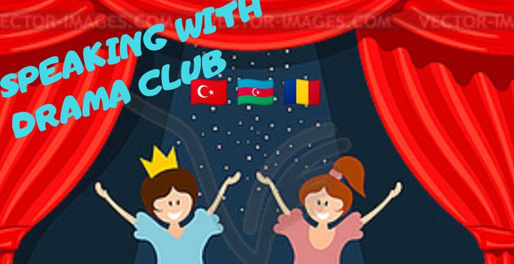 Spekaing For Drama Club Projesiyle Dil Öğrenimini Geliştirdiler