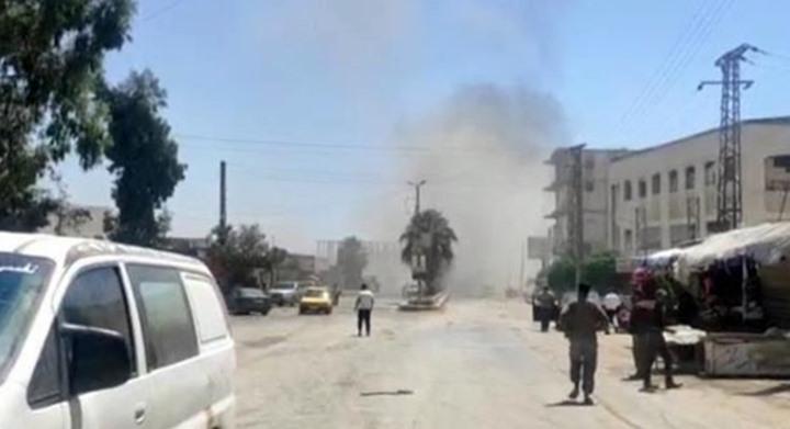 Afrin'de Patlama; 3 Ölü