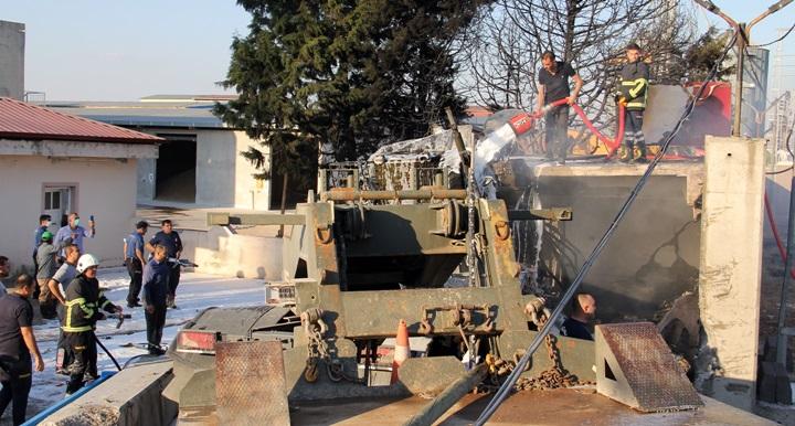 Hatay'da askeri araç kaza yaptı; 2 asker şehit