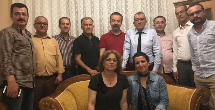 AÇED'de Görev Değişikliği; Yeni Başkan Sabri Özkan