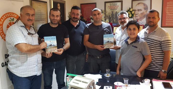 Ahıskalı Güllücüler Derneğinden DGC'ye Ziyaret