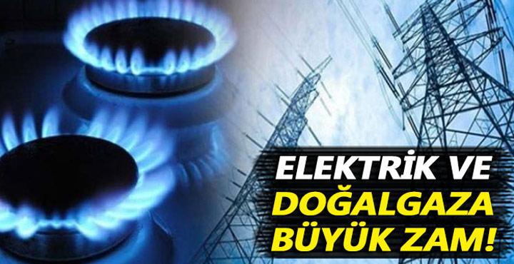 EPDK Elektriğe %15 ve Gaz'a 1 Temmuz'dan İtibaren % 12-20 zam Yaptı