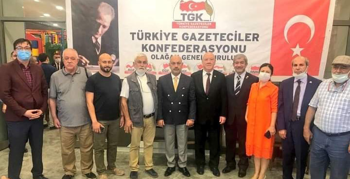 Genel Kurula AGF Delegeleri Damga Vurdu!