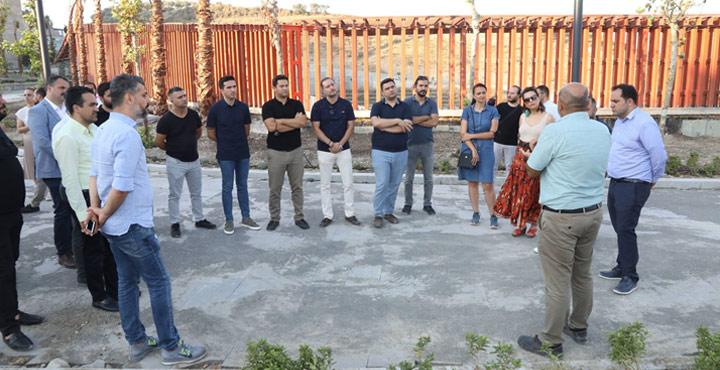 HAGİAD Üyelerinden Expo Alanına Ziyaret