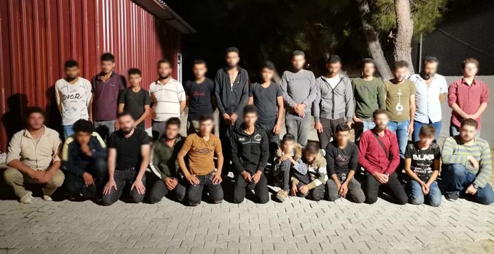 Hatay'da Organize Göçmen Kaçakçılığı; 4 Göçmen Kaçakçısı Tutuklandı