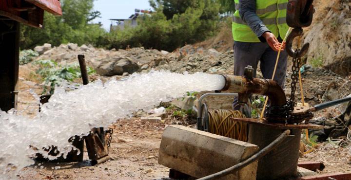 Samandağ'ın Su Seviyesi Güçlendiriliyor