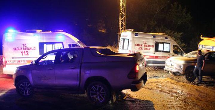 2 aile arasında kavga; 1 ölü, 2 yaralı
