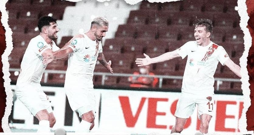 Muhteşem Hatayspor; 5-0