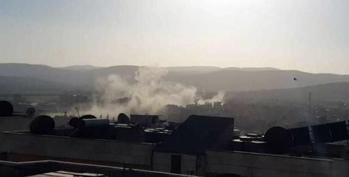Afrin'e füzeli saldırı; 5'i çocuk 8 sivil hayatını kaybetti