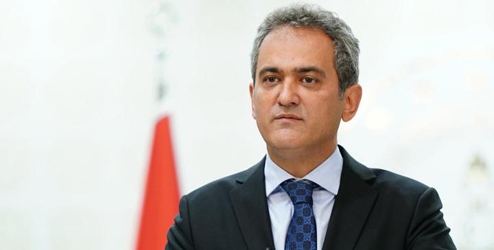 """Milli Eğitim Bakanı Özer'den """"Yüz yüze eğitim"""" açıklaması"""