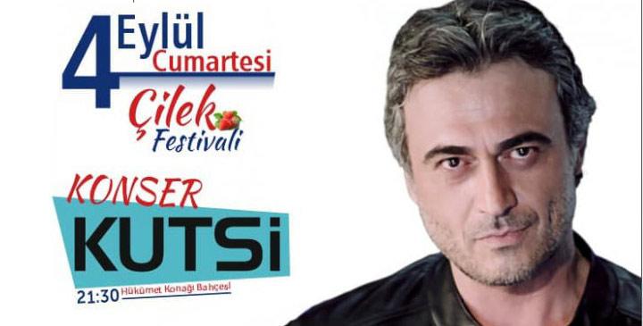 Yayladağı Çilek Festivali 4 Eylül'de