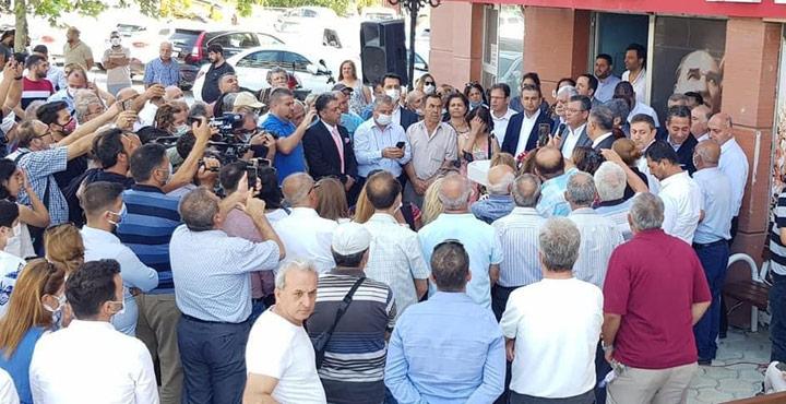 CHP İl Başkanı Parlar 3 Günlük Programı Değerlendirdi