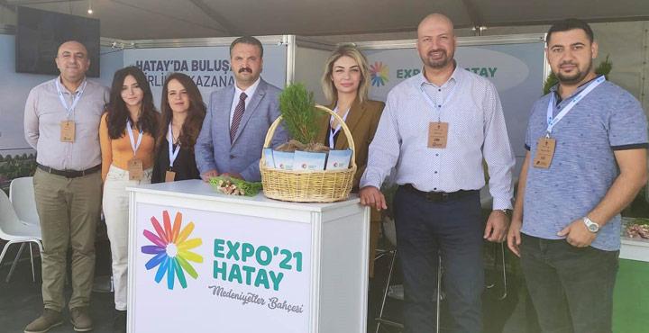 Expo 2021 Hatay Tanıtımları Sürüyor