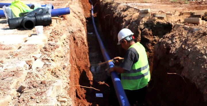 Hat-Su Altyapı Yatırımlarında Hız Kesmiyor