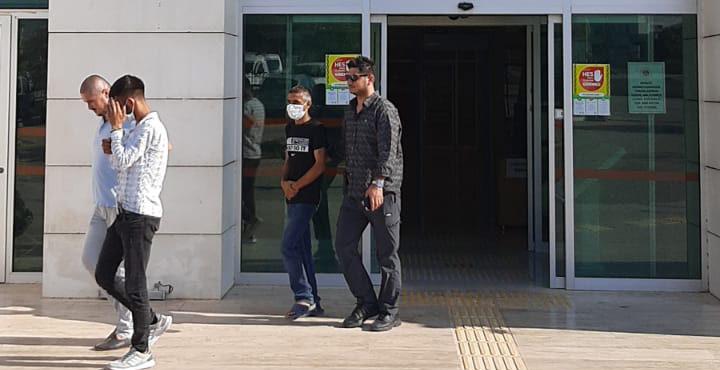 Kırıkhan'da Hırsızlık Şüphelisi 2 Şahıs Tutuklandı