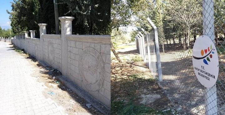 Mezarlıklarda Çalışmalar Devam Ediyor