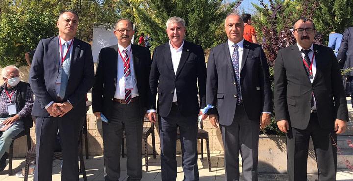 Özgür Çınar ADD Genel Merkez Yönetim Kurulu Üyesi oldu