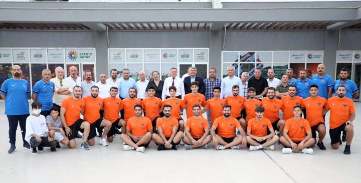 Hatayspor Hentbol Takımı Yeni Sezona Merhaba Dedi