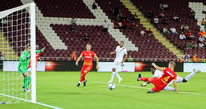 A.Hatayspor 2-1 Kayserispor