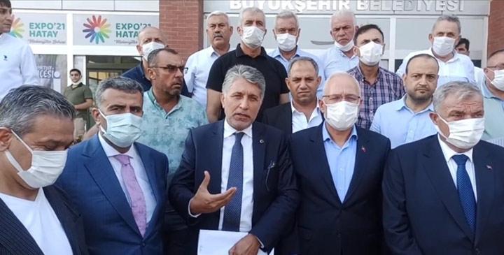 Başkan Yavuz; HBB Başkanı Savaş ısrarla yanlışın üstüne gidiyor