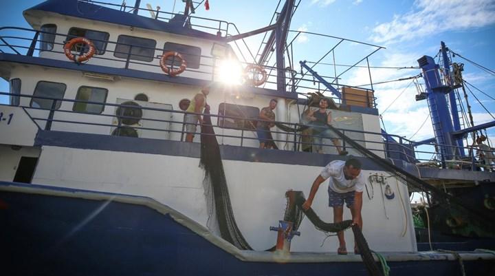 Hatay'da balıkçılar sezonu açtı